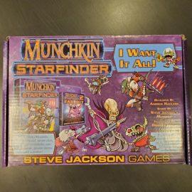Munchkin Starfinder (Kickstarter Version)