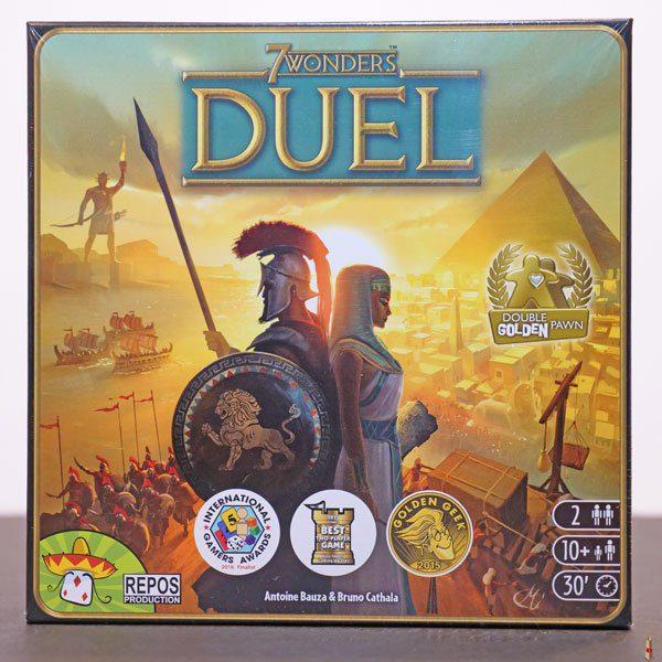 7 wonders duel front