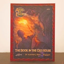 aegis of empires book in the old house front