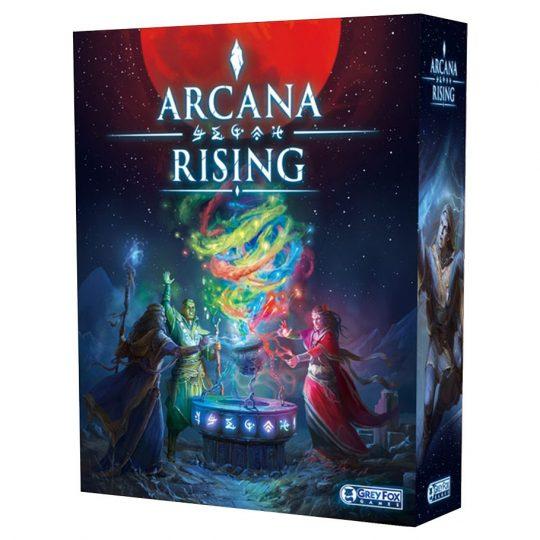 arcana rising temp