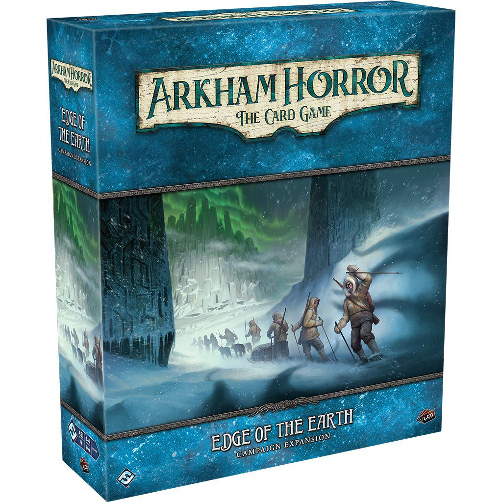 arkham horror card game edge of earth campaign temp