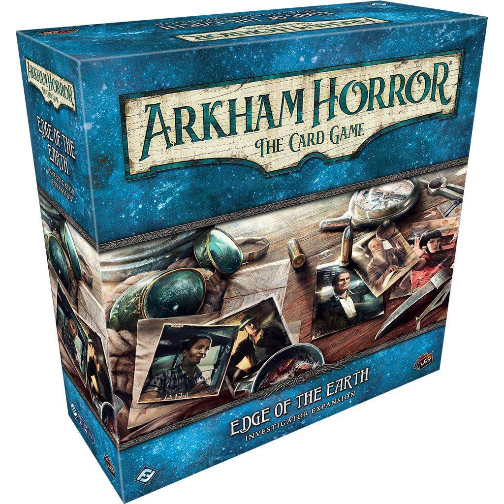 arkham horror card game edge of earth player temp