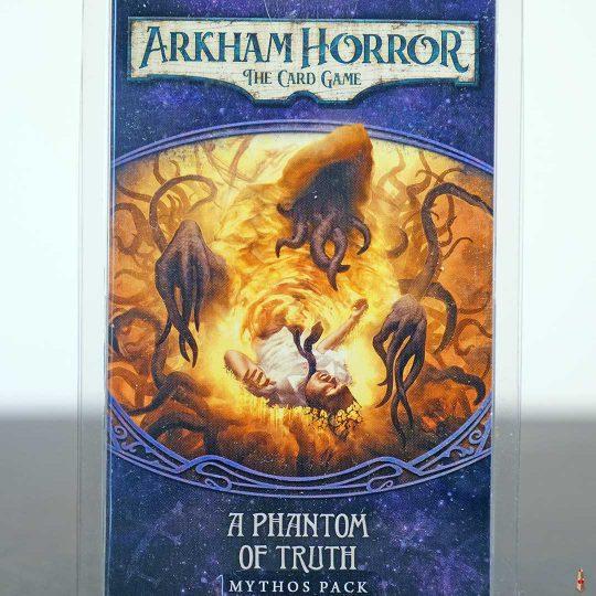 arkham horror card game phantom of truth front
