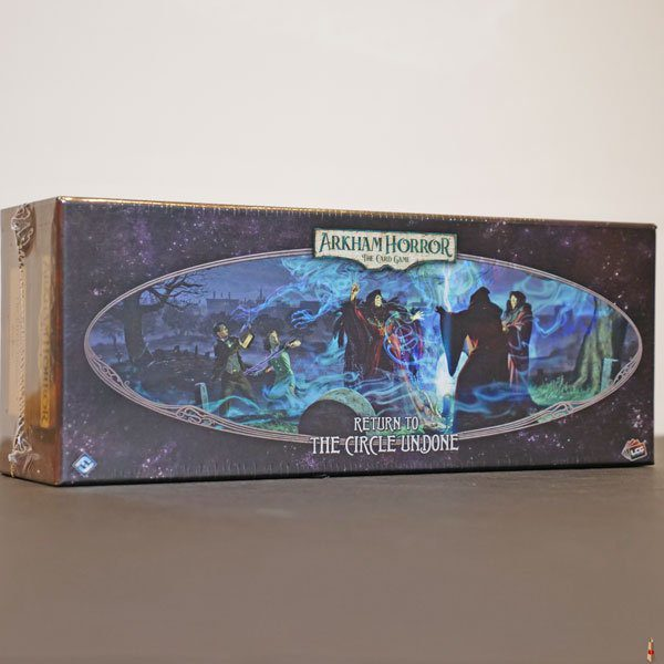arkham horror card game return to circle undone front