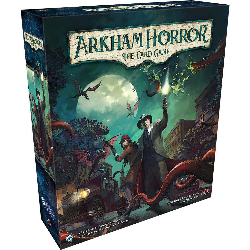 arkham horror card game revised core temp