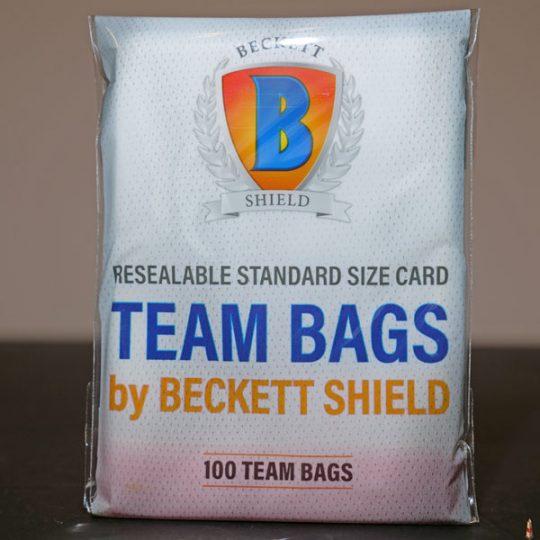 beckett team bag front