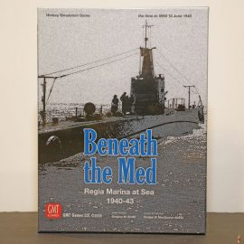 beneath the med front