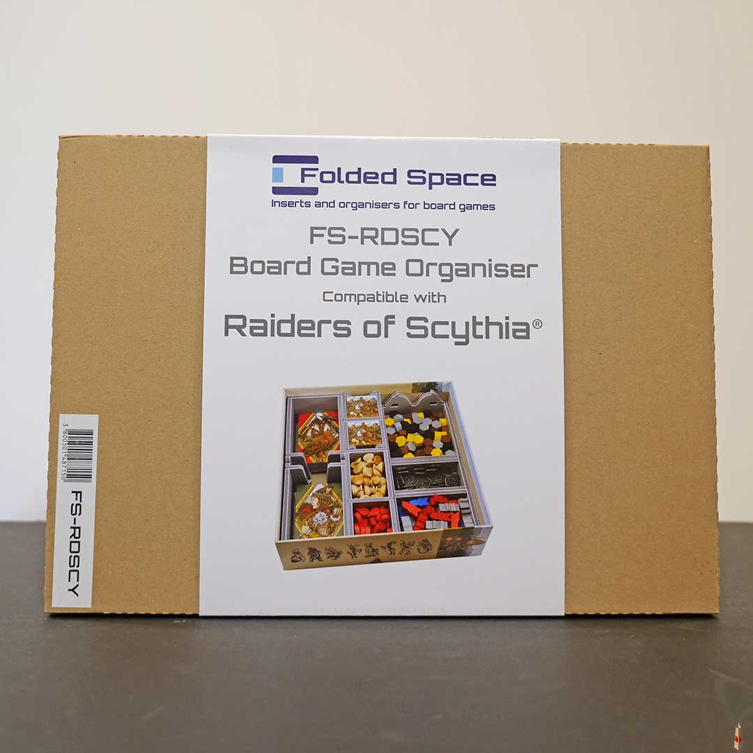 box insert raiders of scythia front