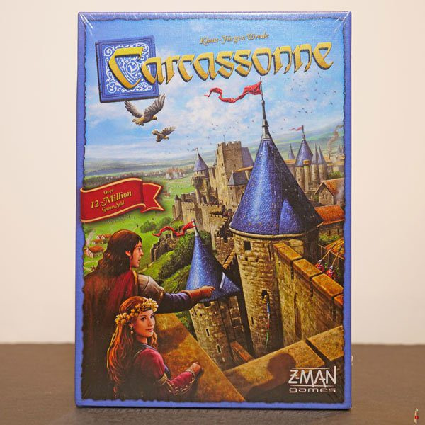 carcassonne front