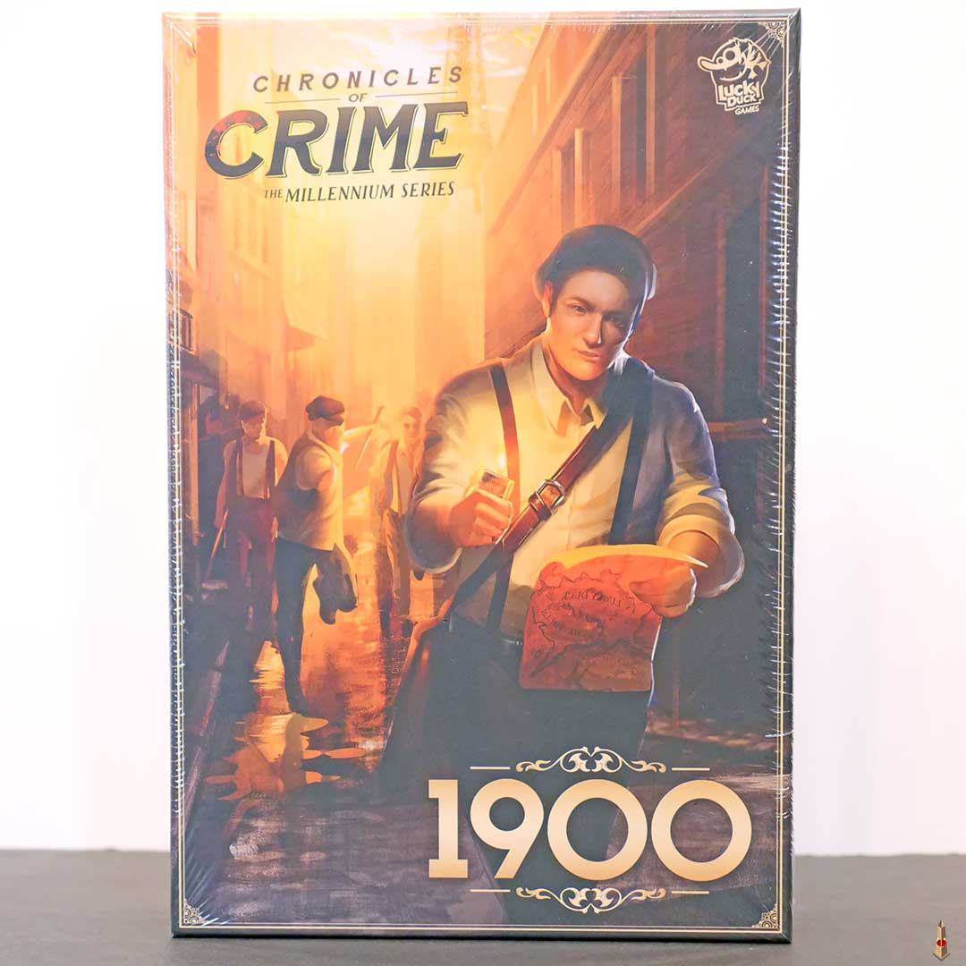 chronicles of crime 1900 front