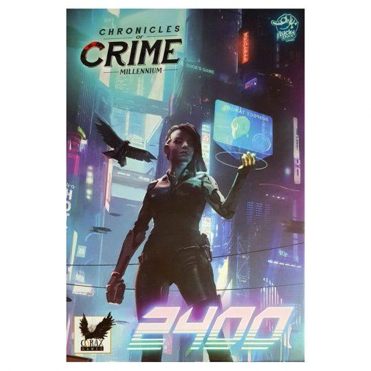 chronicles of crime 2400 temp