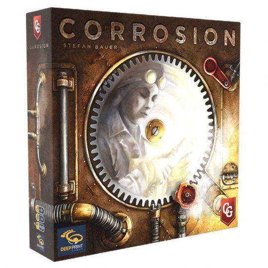 corrosion temp