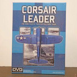 corsair leader front