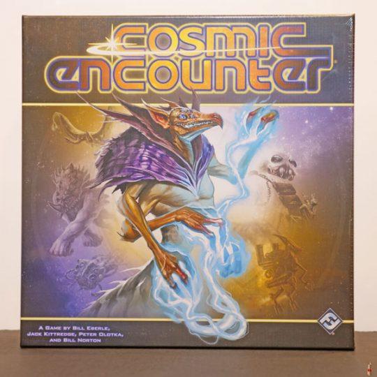cosmic encounter front