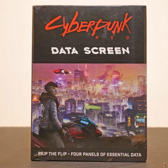 cyberpunk red data screen front