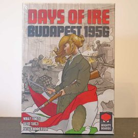 days of ire budapest 1956 front