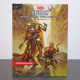 dd eberron rising from the last war front