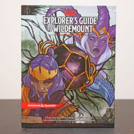 dd explorer guide to wildemount front