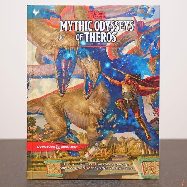 dd mythic odysseys of theros front