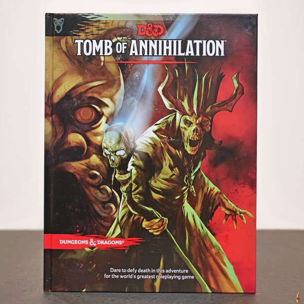 dd rpg tomb of annihilation front