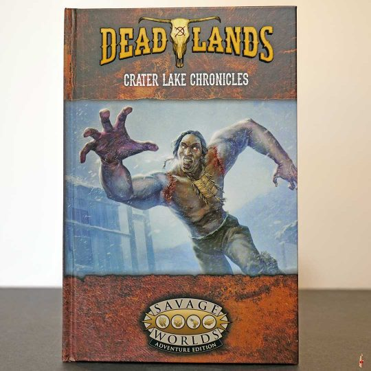 deadlands greater lake chronicles front
