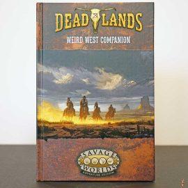 deadlands weird west companion front