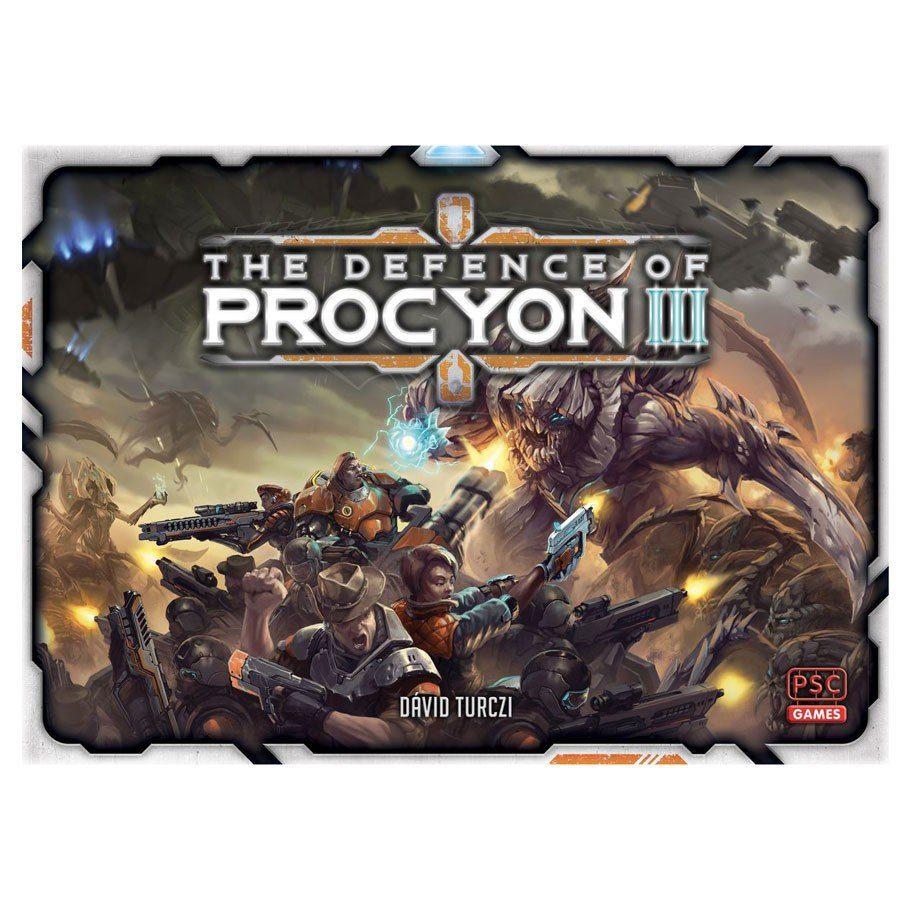 defence of procyon iii temp
