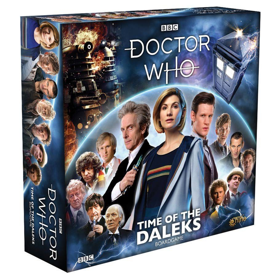 doctor who time of the daleks temp