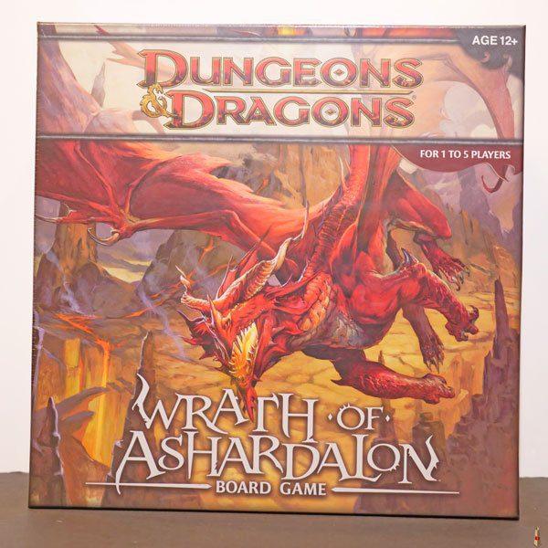 dungeons dragons wrath of ashardalon front