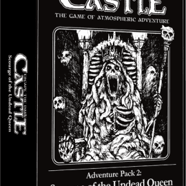 escape dark castle scourge undead queen temp