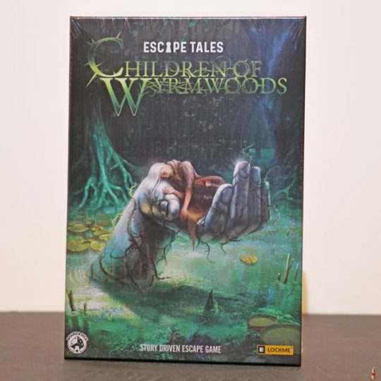 escape tales children of wyrmwoods front