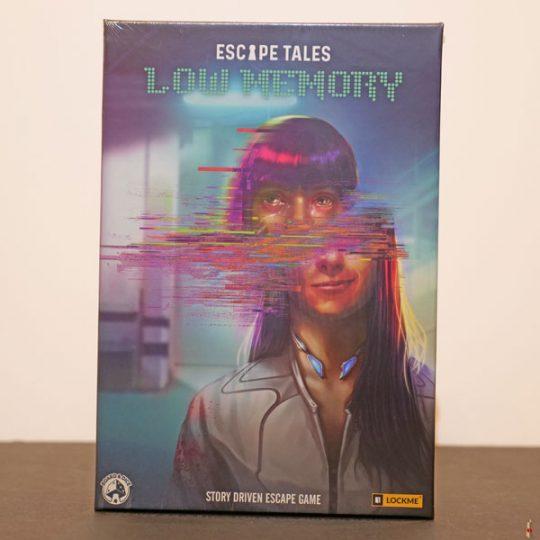 escape tales low memory front