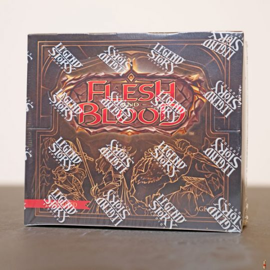 flesh and blood welcome to rathe front