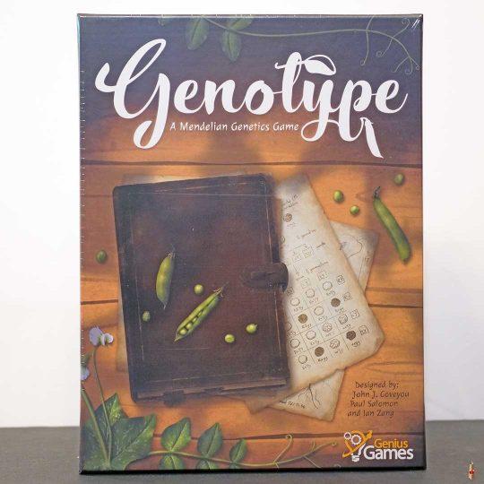 genotype front