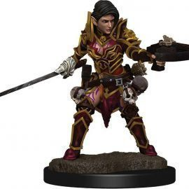 half elf ranger female temp