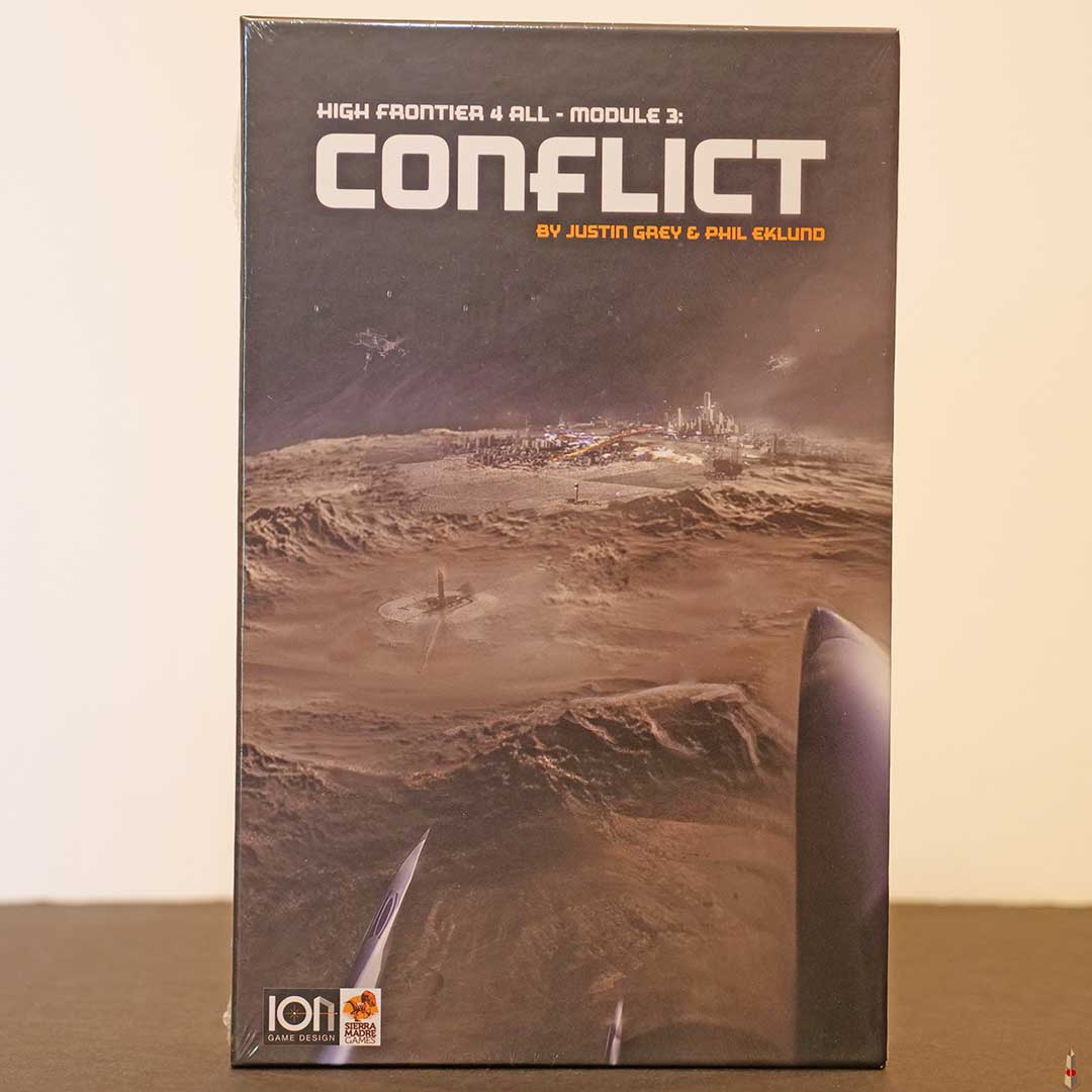 high frontier 4 all conflict front