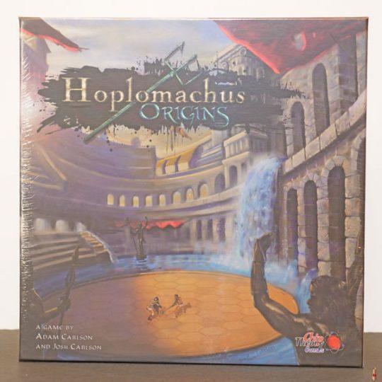 hoplomachus origins front