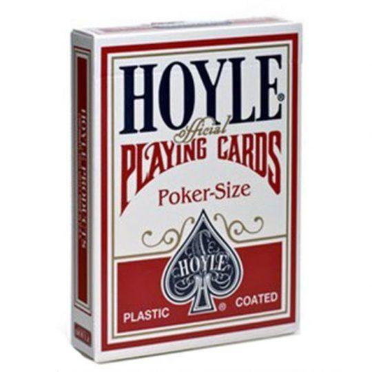 hoyle standard index playing cards temp