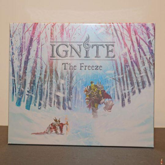 ignite freeze front