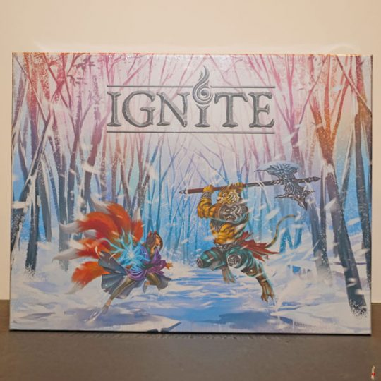 ignite front