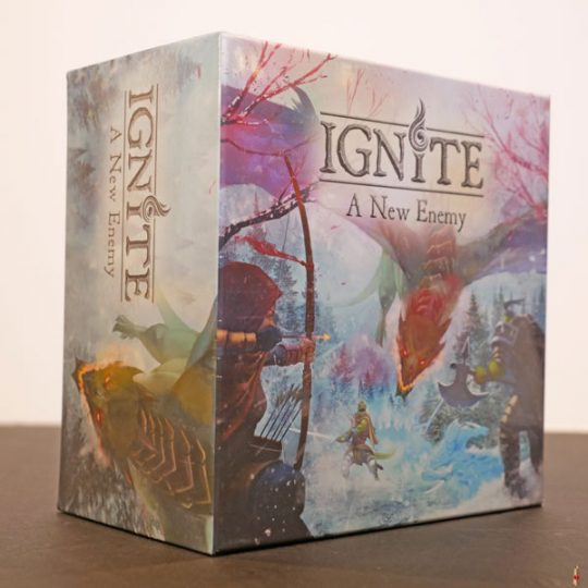 ignite new enemy front