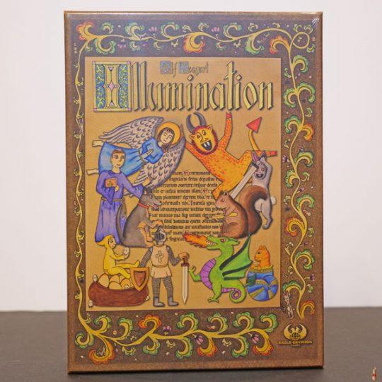 illumination front