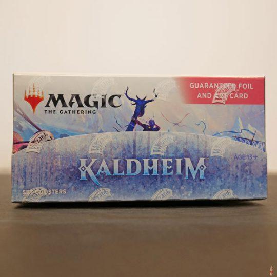 kaldheim front