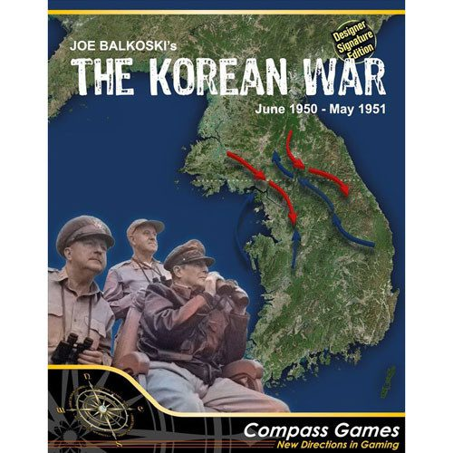 korean war designer temp