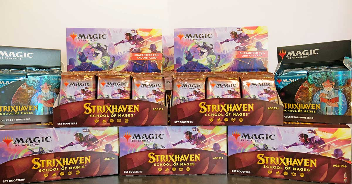magic the gathering strixhaven wide