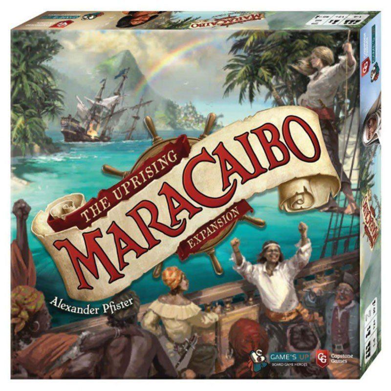 maracaibo uprising temp