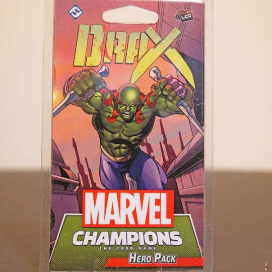 marvel champions drax front