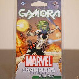 marvel champions gamora front