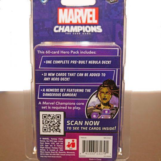 marvel champions nebula back