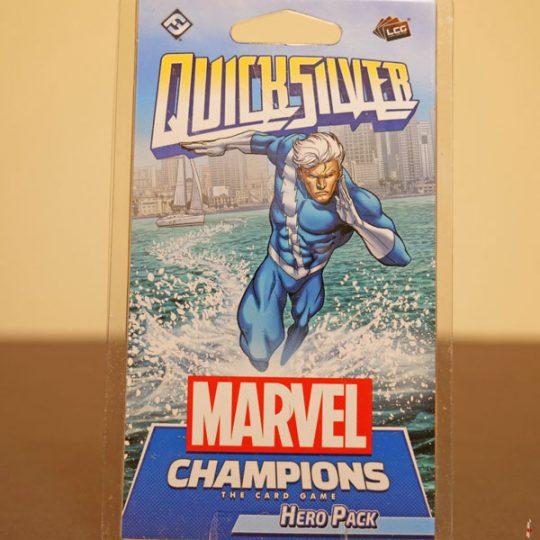 marvel champions quicksilver front
